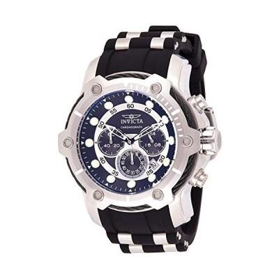 インビクタ Invicta Men's Bolt Quartz Watch with Stainless Steel Strap, Black, 26 (Model: 26764) 並行輸入品