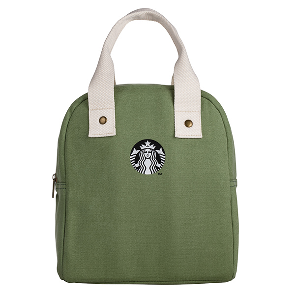 星巴克品牌帆布手提袋