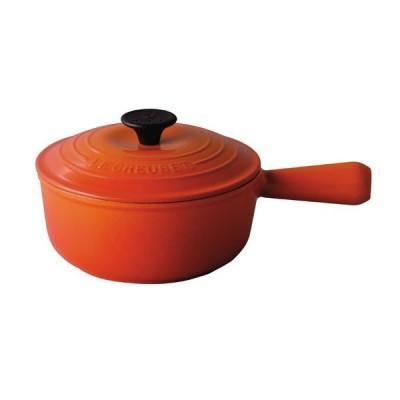2507-18 ソースパン18cm オレンジ