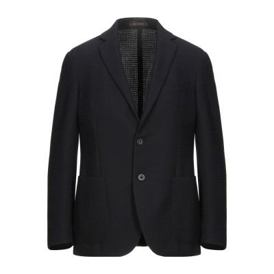 ザ ジジ THE GIGI テーラードジャケット ダークブルー 50 バージンウール 100% テーラードジャケット