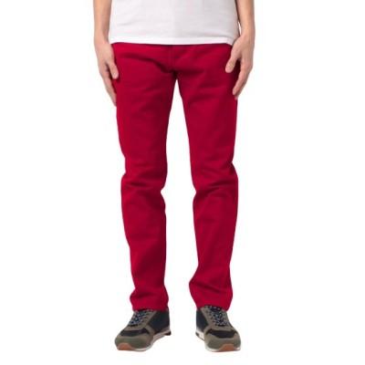 (BENETTON (mens)/ベネトン メンズ)カラーステッチ5ポケットパンツ(men's FUDGE 5月号掲載)/メンズ レッド