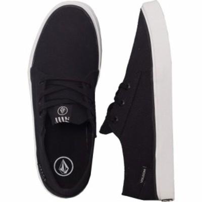 ボルコム Volcom レディース スケートボード シューズ・靴 - LO FI - Shoes black