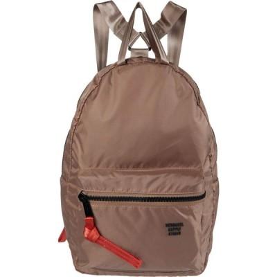 ハーシェル サプライ Herschel Supply Co. レディース バックパック・リュック バッグ HS6 Backpack Pine Bark/Mineral Red/Black