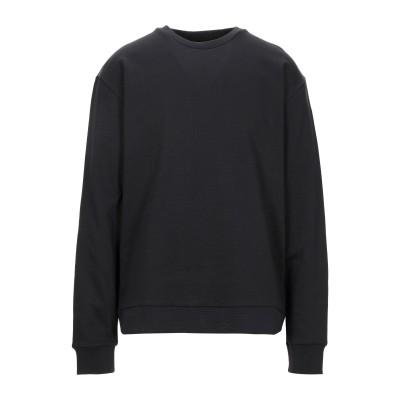 エンポリオ アルマーニ EMPORIO ARMANI スウェットシャツ ブラック XXL コットン 73% / ポリエステル 27% / ポリウレタ