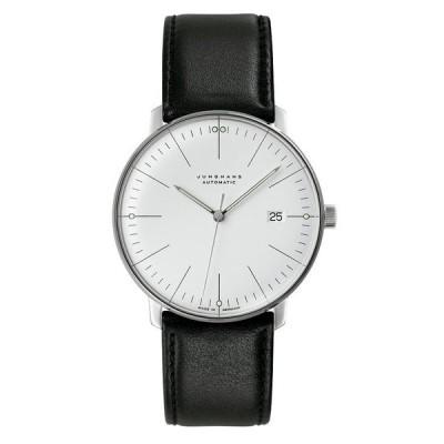 027/4002.00(2年間保証)ユンハンス正規特約店のマックスビル オートマチック カレンダー(メンズ腕時計)JUNGHANS正規品