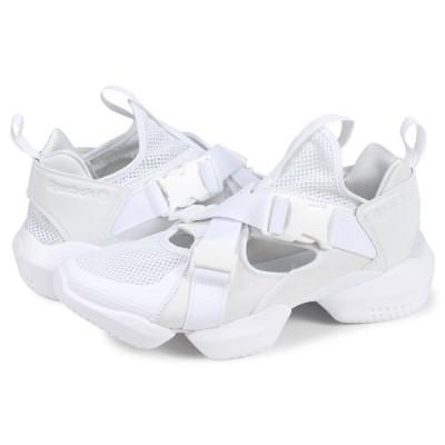 Reebok リーボック オーパス ストラップ スニーカー レディース メンズ 3D OP S-STRP ホワイト 白 CN7921