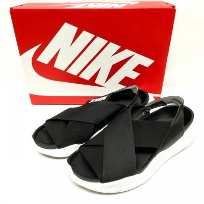 NIKE ナイキ サンダル サンダル Sandals WMNS PRAKTISK プラクティスク スポーツ サンダル AO02722-002 箱付き 10015420