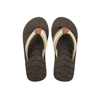 [Newdenber] 痛くない サンダル メンズ ビーチサンダル 島ぞうり ビーサン 室内/室外履き 25.030.0センチ