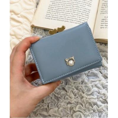 apres jour / 【apres jour×ARIAZ】パール付きミニウォレット WOMEN 財布/小物 > 財布