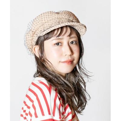 CA4LA / NAMI5 WOMEN 帽子 > キャスケット