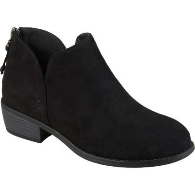 ジュルネ コレクション Journee Collection レディース ブーツ シューズ・靴 Livvy Bootie Black