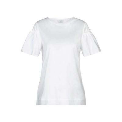 バランタイン BALLANTYNE T シャツ ホワイト 38 コットン 100% T シャツ