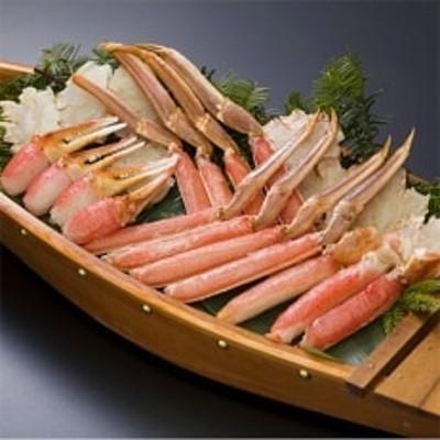 ロシア産ズワイガニセット(生冷凍 カット済)約1.2kg
