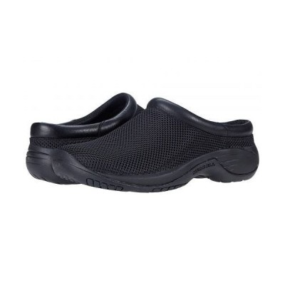 Merrell メレル メンズ 男性用 シューズ 靴 クロッグ Encore Bypass 2 - Black