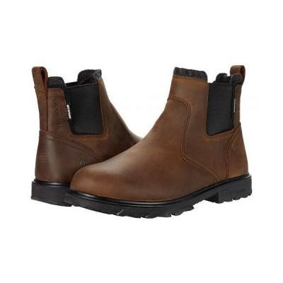 Wolverine Heritage メンズ 男性用 シューズ 靴 ブーツ チェルシーブーツ Drummond Chelsea - Brown