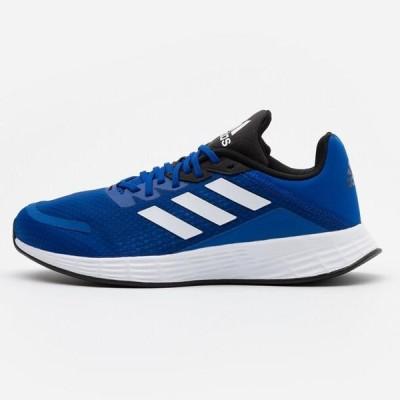 アディダス メンズ スポーツ用品 DURAMO - Neutral running shoes - royal blue/footwear white/core black