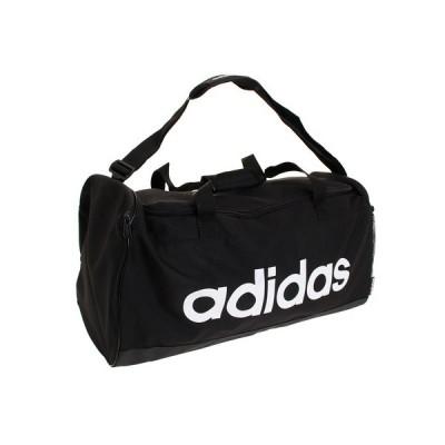 アディダス(adidas) リニア ダッフル バッグ M GVN15-FL3651 (メンズ、レディース)