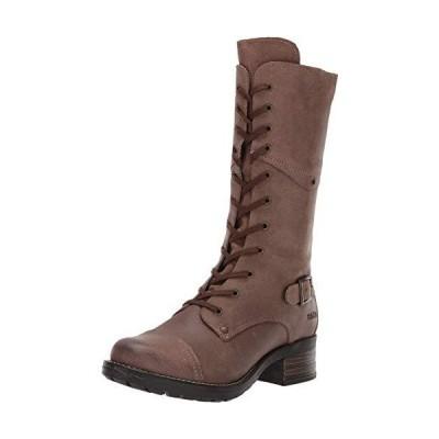 Taos Footwear レディース トールクレイブブーツ US サイズ: 9-9.5 カラー: ブラウン【並行輸入品】