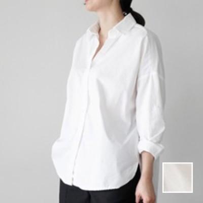 韓国 ファッション レディース トップス ブラウス シャツ 春 夏 秋 新作 カジュアル naloI607  白シャツ オーバーサイズ ベーシック 着回