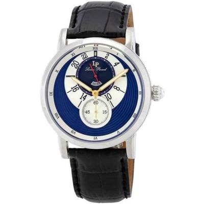 腕時計 ルシアン ピカール メンズ Lucien Piccard Santorini Dual Time Men's Watch 40043-03
