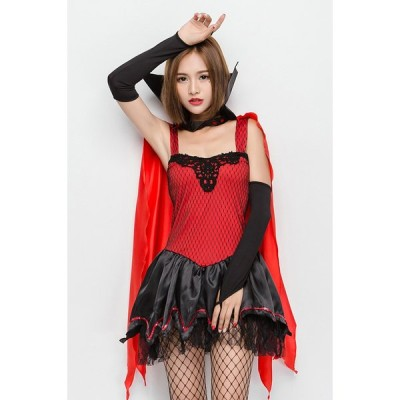 ハロウィン 死神 マント コスチューム 悪魔 魔女   大人用 衣装 大人 コスプレ 仮装 ヴァンパイア 吸血鬼 コスプレ衣装 コス ウィッチ 女性 レディース 魔法使い