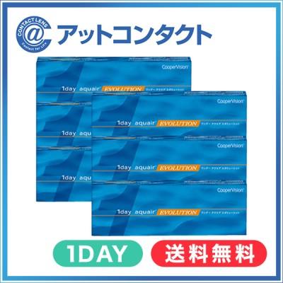 【送料無料】ワンデーアクエアエボリューション 30枚 6箱
