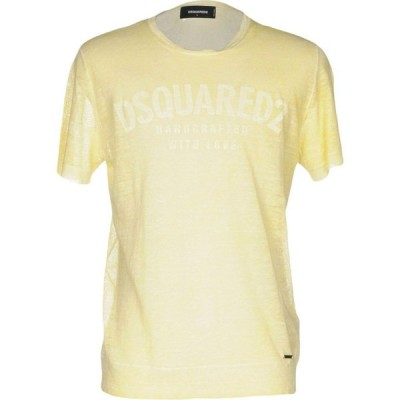 ディースクエアード DSQUARED2 メンズ ニット・セーター トップス sweater Yellow