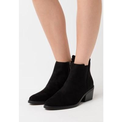 レディース 靴 シューズ Ankle boots - black