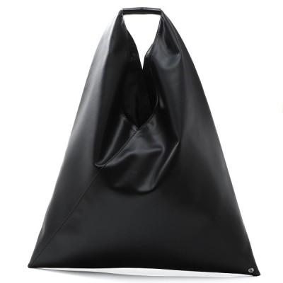 エムエム 6 メゾンマルジェラ MM6 Maison Margiela トートバッグ ジャパニーズ ブラック レディース 54wd0039-731-8013