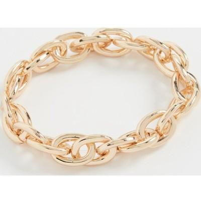 (取寄)シャシ チェイン オブ コマンド ブレスレット Shashi Chain of Command Bracelet Gold