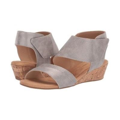 Rockport ロックポート レディース 女性用 シューズ 靴 ヒール Calia Two-Piece Sandal - Taupe
