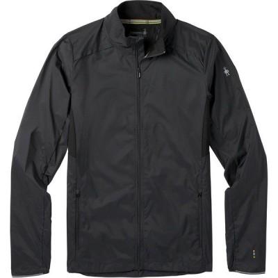 スマートウール ジャケット&ブルゾン メンズ アウター Merino Sport Ultra Light Jacket - Men's Black