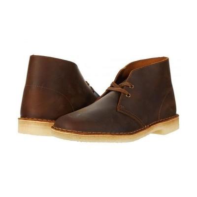 Clarks クラークス メンズ 男性用 シューズ 靴 ブーツ チャッカブーツ Desert Boot - Beeswax 1
