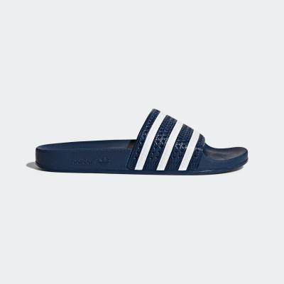アディダス adidas アディレッタ / ADILETTE (ブルー)