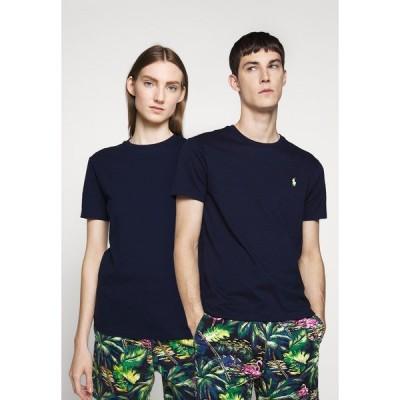 ラルフローレン Tシャツ メンズ トップス Basic T-shirt - dark blue