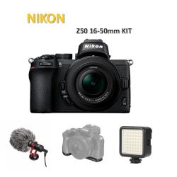 【影音直播組】Nikon Z50+DX 16-50mm KIT (Youtuber 專用)
