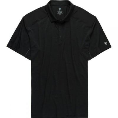 キュール KUHL メンズ ポロシャツ トップス Virtuoso Polo Shirt Black