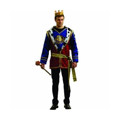 高貴な王の男性の衣装 Noble King Costume