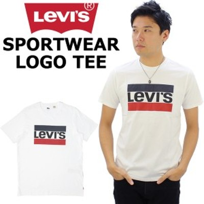 【ポイント10%】【ゆうパケット送料無料】【国内正規品】リーバイス(Levi's)  SPORTWEAR LOGO TEE 半袖Tシャツ/メンズ/男性用[小物][AA-