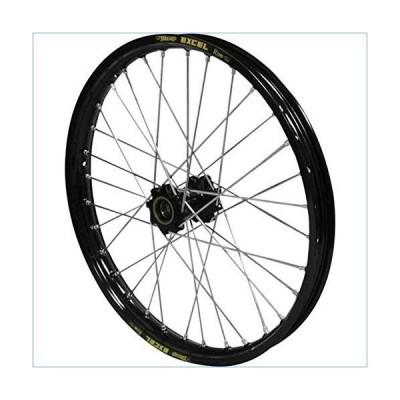 Excel Pro Series G2 Rear Wheel Set - 18 x 2.15 32H - Black Hub/Black Rim , Position: Rear, Rim Size: 18, Color: Black 2R1DK40並行輸入品