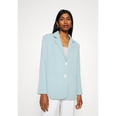 ファッションモンキー ジャケット&ブルゾン レディース アウター SHINE - Short coat - blue