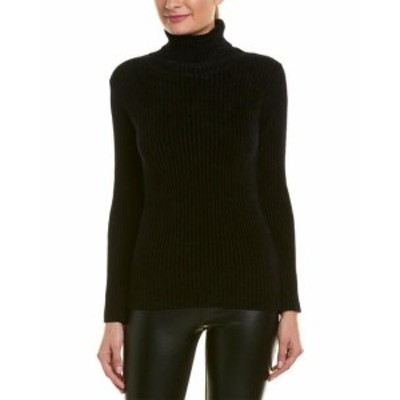 IRO イロ ファッション ドレス Iro Quintessential Turtleneck Sweater S Black