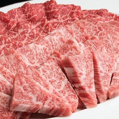 椎葉牛焼肉盛り合わせ 600g 豊かな自然の中で育った日本三大秘境の和牛