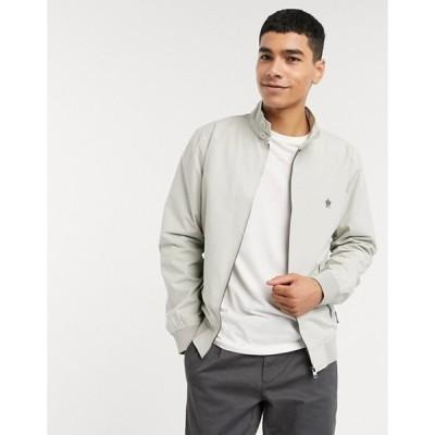フレンチコネクション メンズ ジャケット・ブルゾン アウター French Connection harrington jacket