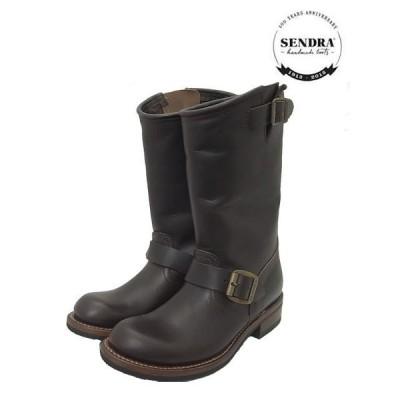 SENDRA 2944(W) EVOLUTION MARRON センドラ ウィメンズ 10インチ エンジニア ブーツ