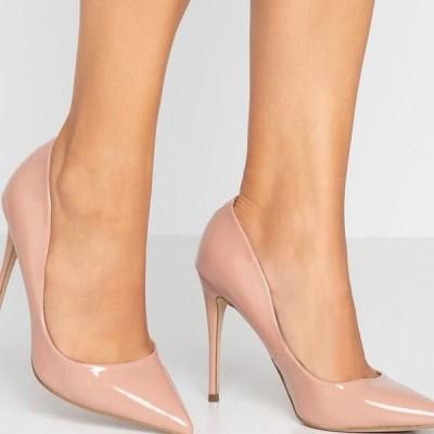 スティーブマデン レディース 靴 シューズ DAISIE - High heels - dark blush