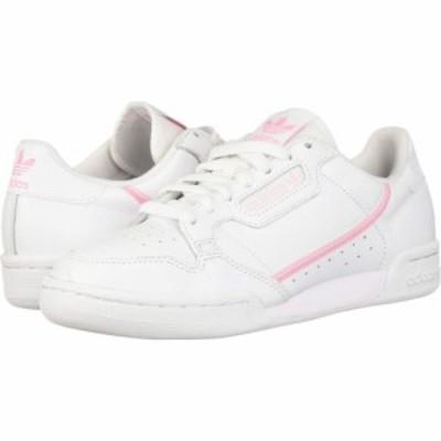 アディダス adidas Originals レディース スニーカー シューズ・靴 Continental 80 Footwear White/True Pink/Clear Pink