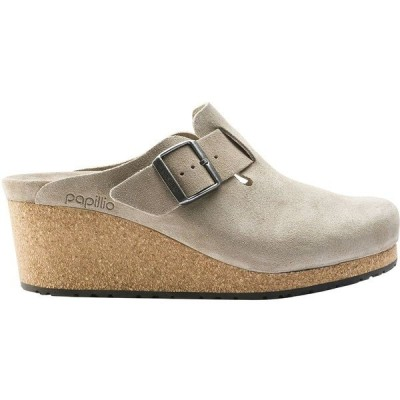 ビルケンシュトック サンダル レディース シューズ Fanny Limited Edition Narrow Sandal - Women's Taupe Suede