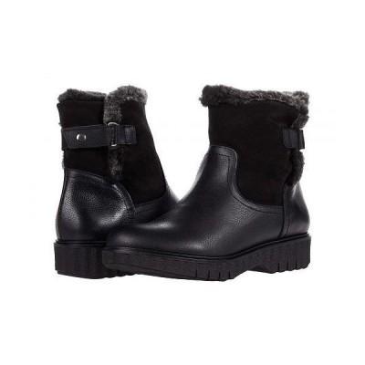 Toni Pons トニーポンズ レディース 女性用 シューズ 靴 ブーツ アンクル ショートブーツ Artic-Psf - Black