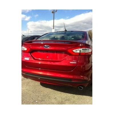 送料無料 2013-18 Ford Fusion Spoiler Painted J4